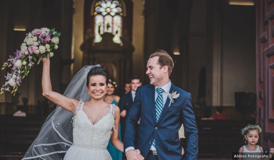 El matrimonio de Chris y Rosa en Cartagena, Bolívar