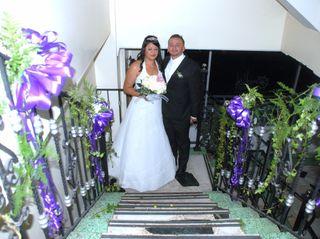 El matrimonio de Diana y Javier 1
