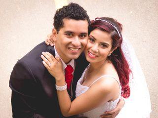 El matrimonio de Karina y Diego