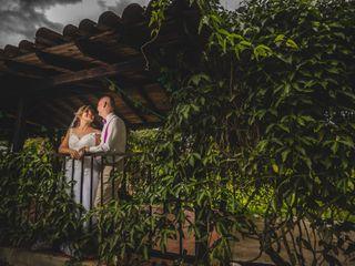 El matrimonio de Daniela y Carlos