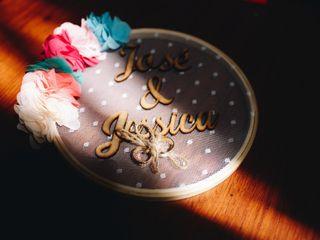 El matrimonio de Jose y Jessica 1