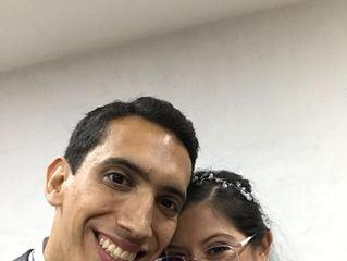 El matrimonio de Jose Augusto y Paula Camila  1