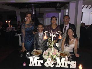 El matrimonio de Jose Augusto y Paula Camila