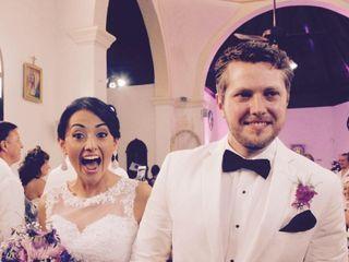 El matrimonio de Alejandra   y Jason