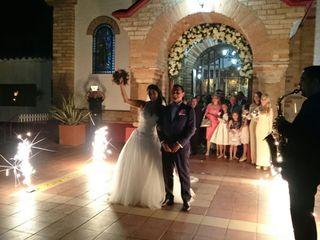 El matrimonio de Eliana y Juan David 2