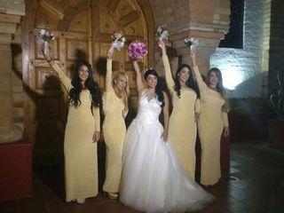 El matrimonio de Eliana y Juan David 3