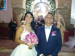 El matrimonio de Eliana y Juan David