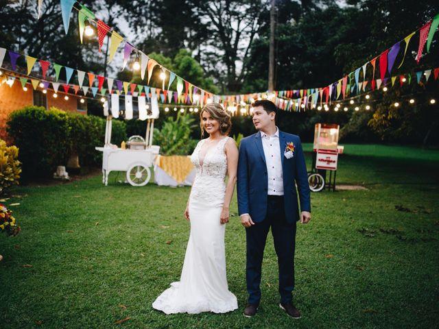 El matrimonio de Jose y Jessica