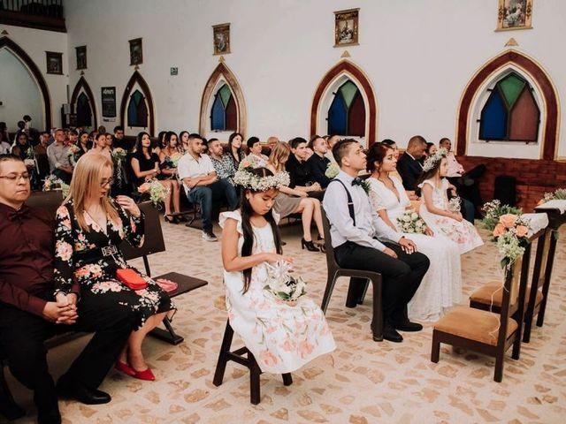 El matrimonio de Santiago y Natalia en La Estrella, Antioquia 2