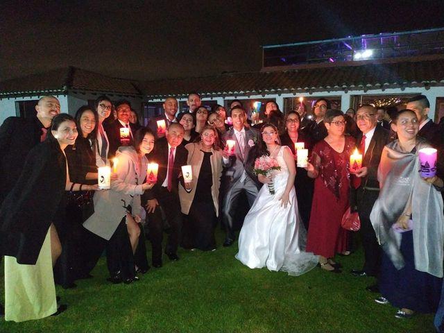 El matrimonio de Paula Camila  y Jose Augusto en Bogotá, Bogotá DC 8