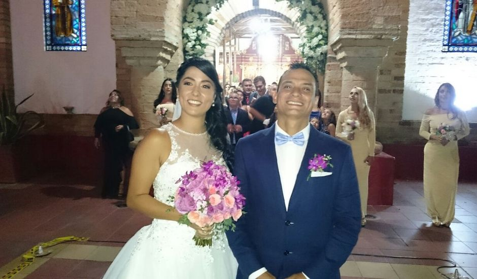 El matrimonio de Juan David y Eliana en Rionegro, Antioquia