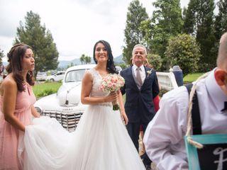 El matrimonio de Joha y Fede 2