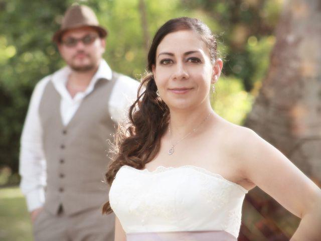 El matrimonio de Sofía y Danny
