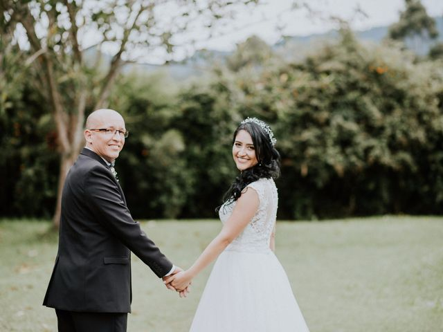 El matrimonio de Joha y Fede