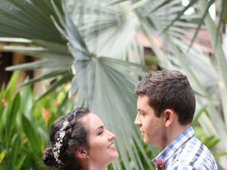 El matrimonio de Ericka y Anderson 1