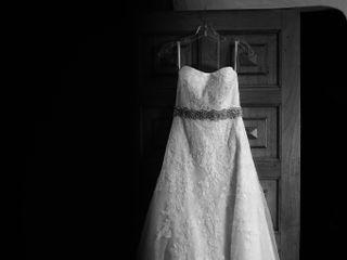 El matrimonio de Andrea y Oscar 1