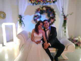 El matrimonio de Martha Helena  y Carlos Andrés