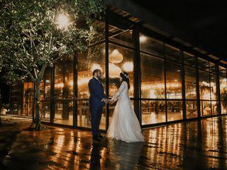 El matrimonio de Manuela y Jacobo