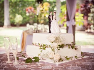 El matrimonio de Yurani y Óscar 1