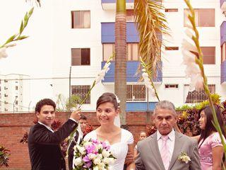 El matrimonio de Yurani y Óscar 3
