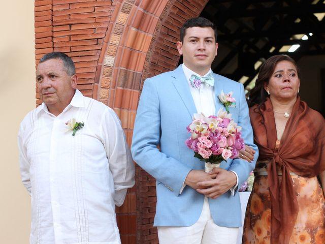 El matrimonio de Anderson y Ericka en Villavicencio, Meta 8