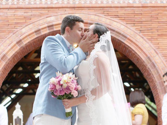 El matrimonio de Anderson y Ericka en Villavicencio, Meta 10