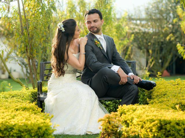 El matrimonio de Oscar y Andrea en Bogotá, Bogotá DC 7