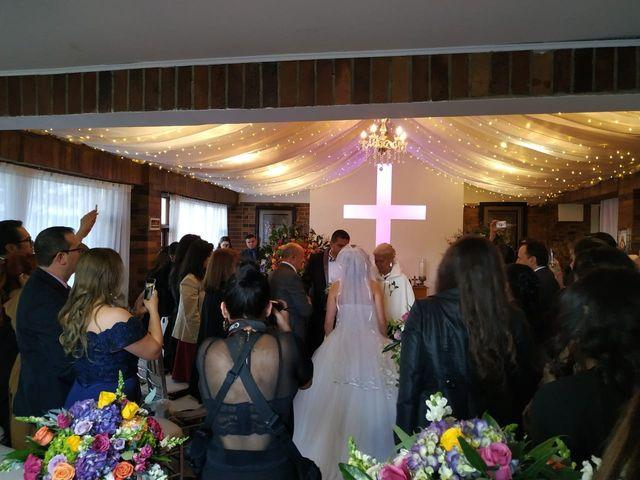 El matrimonio de Carlos Andrés  y Martha Helena  en Bogotá, Bogotá DC 5