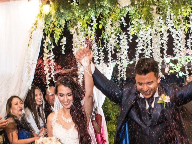 El matrimonio de Alejandra y Leonardo en Bogotá, Bogotá DC 11