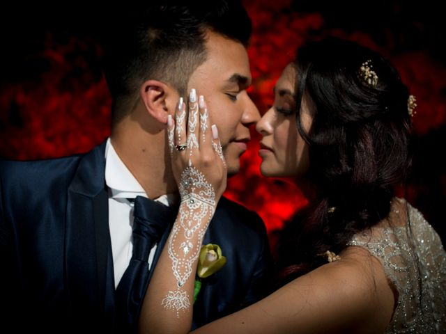 El matrimonio de Leonardo y Alejandra