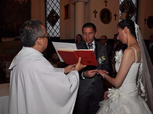 El matrimonio de Carlos y Laura en Bogotá, Bogotá DC 2
