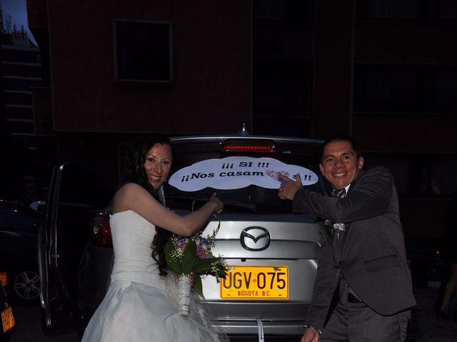El matrimonio de Carlos y Laura en Bogotá, Bogotá DC 6