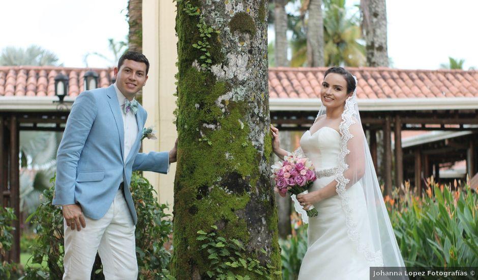 El matrimonio de Anderson y Ericka en Villavicencio, Meta