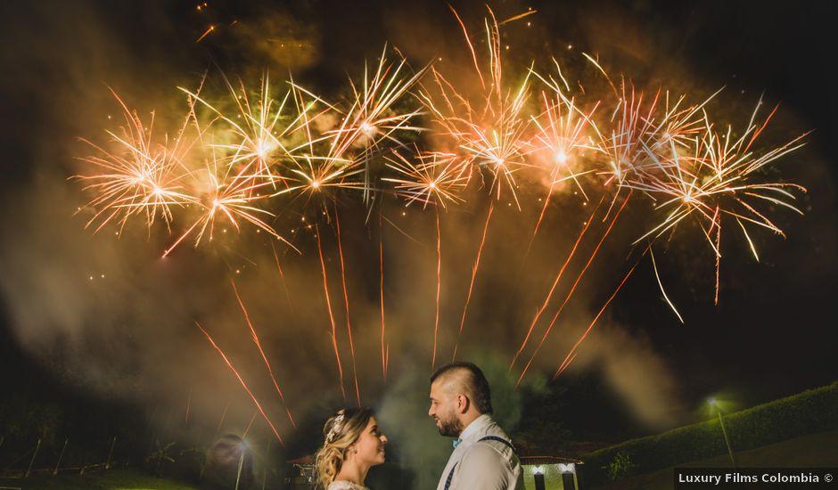 El matrimonio de Cesar y Mariana en Pereira, Risaralda