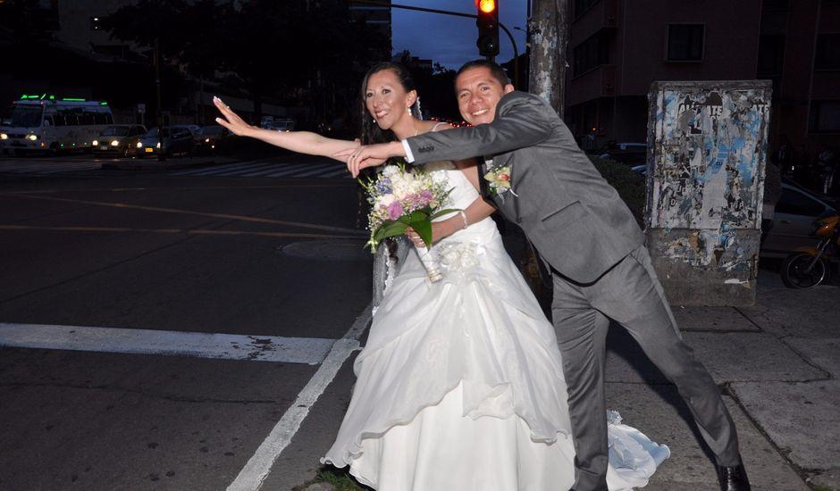 El matrimonio de Carlos y Laura en Bogotá, Bogotá DC