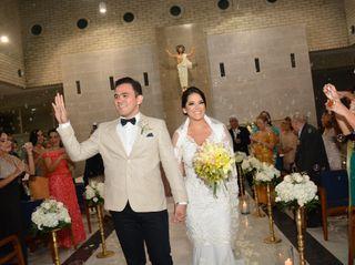 El matrimonio de Vilma y Jose