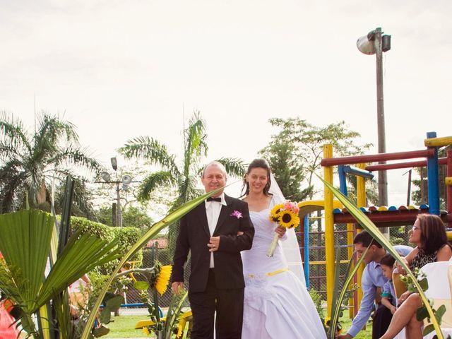 El matrimonio de Victor y Leidy en Cali, Valle del Cauca 21