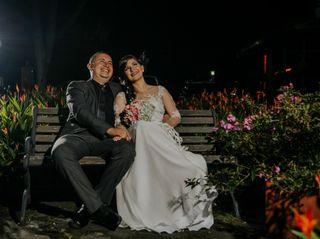 El matrimonio de Lina y Stiven 1