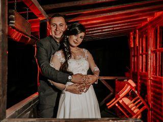 El matrimonio de Lina y Stiven