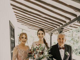 El matrimonio de Adriana y Roberto 1