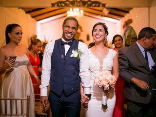 El matrimonio de Yamileth y Brayan
