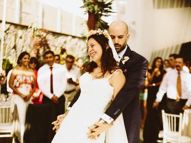 El matrimonio de Jayne Vanesa y Ignacio Antonio