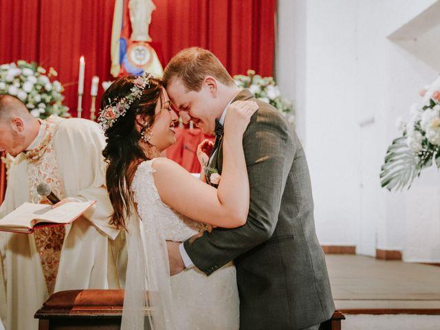 El matrimonio de Sebastián y Camila en Medellín, Antioquia 9