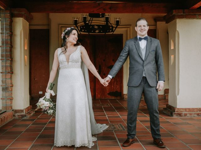 El matrimonio de Sebastián y Camila en Medellín, Antioquia 12