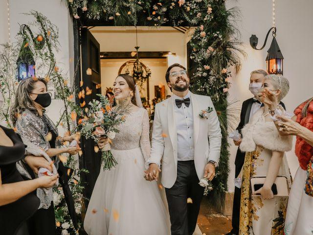 El matrimonio de Adriana y Roberto