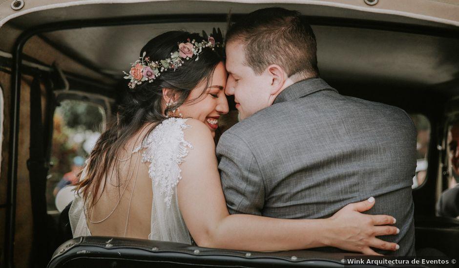 El matrimonio de Sebastián y Camila en Medellín, Antioquia