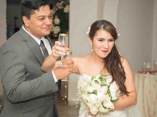El matrimonio de Maria Helena y William
