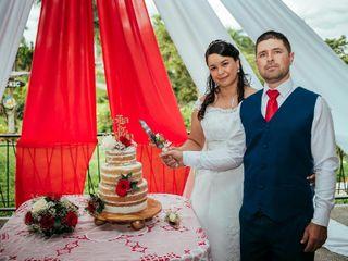 El matrimonio de Cecilia y Wilton 1