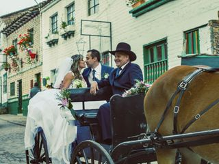 El matrimonio de Lina y Andres 1