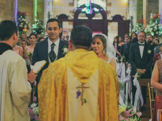 El matrimonio de Lina y Andres 3
